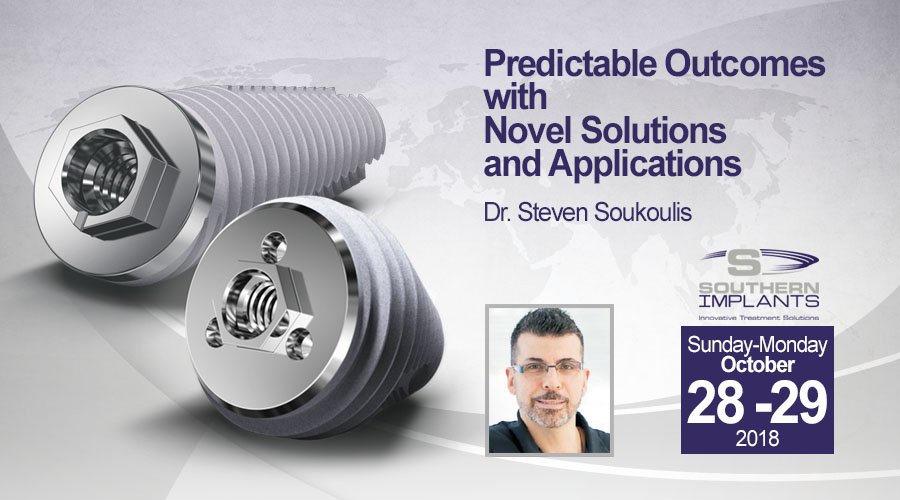 October 28-29, 2018 – Predictable outcomes with novel solutions and applications