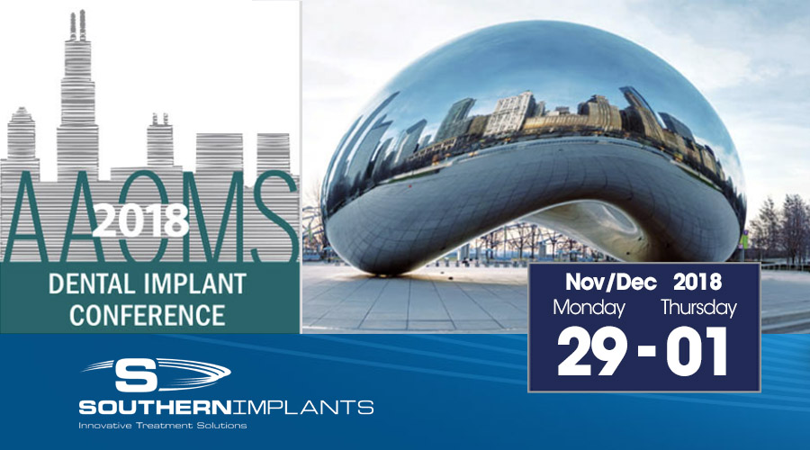 November 29 – December 1, 2018 – AAOMS – Dental Implant Conference