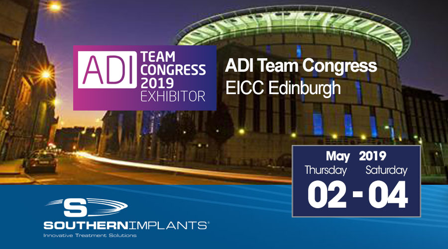 May 2-4, 2019 – ADI Team Congress