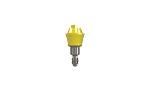 Compact Conical Abutment – Screw Retained