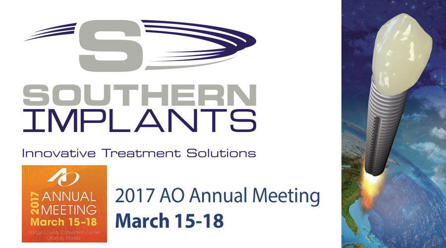 2017 Academy of Osseointegration Annual Meeting