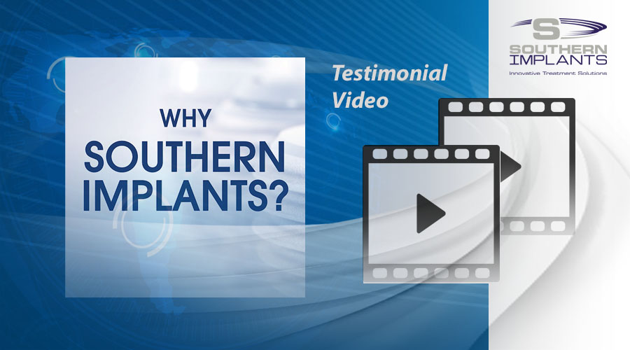 Dr. Douglas Miley, St. Louis, USA – Why Southern Implants?
