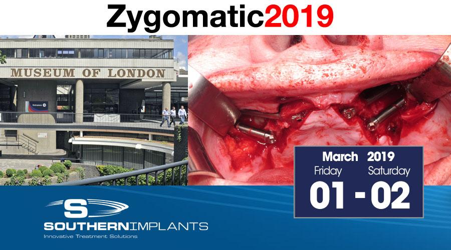 March 01-02, 2019 – Zygomatic 2019