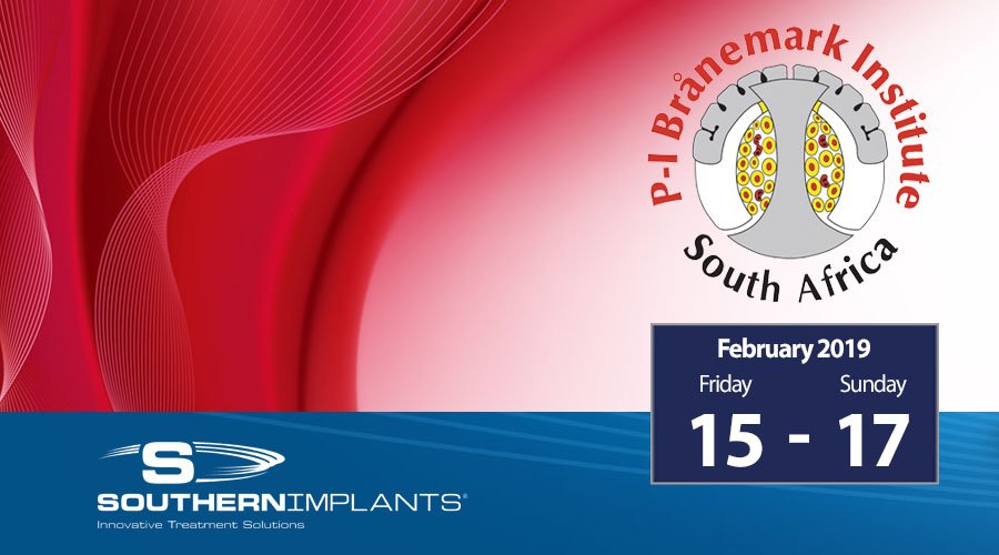"February 15-17, 2019 – The ""PIBISA Course"" Advanced Implant Dentistry"