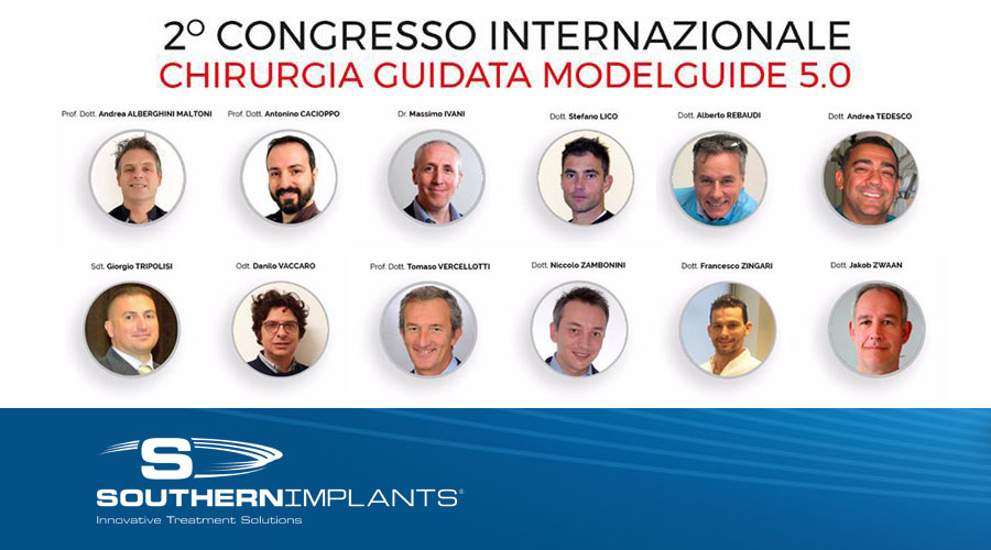 February 23, 2019 – Southern Implants is a sponsor at the Congress Model Guide