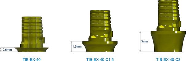 TIB 3 Collar Heights